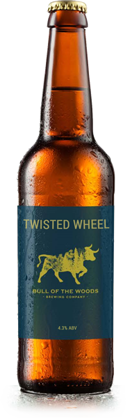 Twisted Wheel - 4.3% ABV